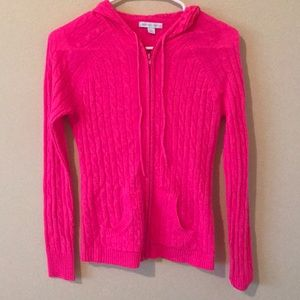 Pink sweater/hoodie